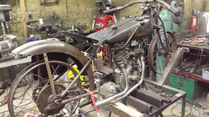 Wanted 1932-41 Indian junior scout pony 30.50 parts or bikes Sarnia Sarnia Area image 4