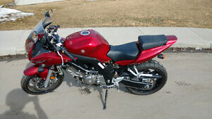 2007 Suzuki Sv650 LowKM - JUST REDUCED