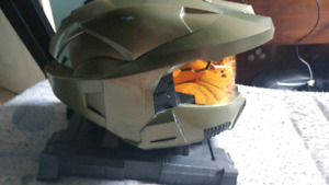 Good condition Halo trilogy helmet