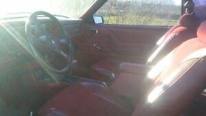 1983 Ford Mustang Hatchback first $1000 takes it.