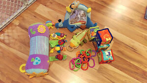 Tummy Time Toys