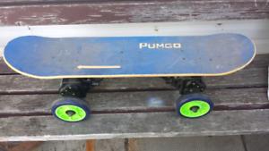 Pumgo Skateboard