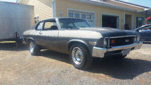 Chevrolet Nova | Great Selection of Classic, Retro, Drag and