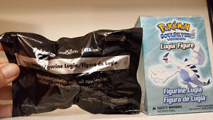 Pokemon Soul Silver Figurine Lugia Limited Edition