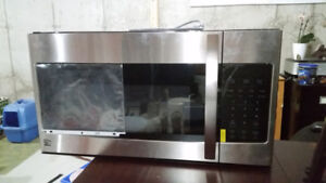 Kenmore over-the-range Microwave