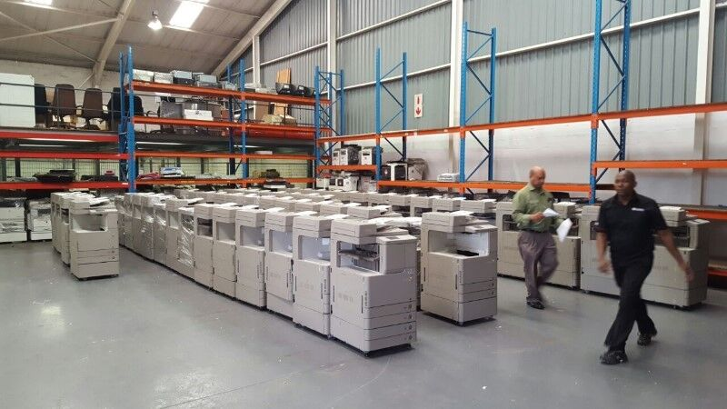 Repossessed Colour MFP Copiers - Clearance Special