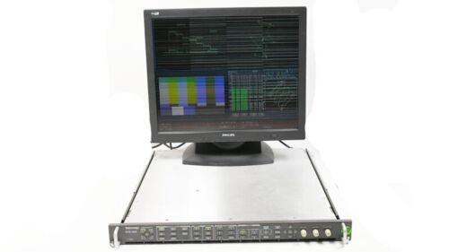 Tektronix WVR 7020 Waveform Rasterizer Options: CPS SD HD AD ALOG - parts