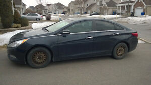 2011 Hyundai Sonata Limited, tout equipée/fully loaded, garantie