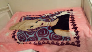 Barbie Blanket