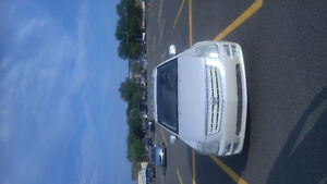 2005 Cadillac STS Blanche Berline