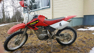 2003 xr 100r NEED GONE