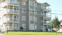 2 Bedroom apartments located at 333 Pascal Poirer in Shediac