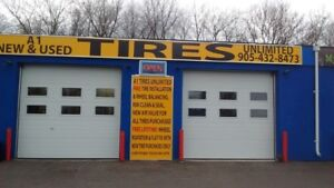 Tires for sale all seasons and winters 14s to 19s