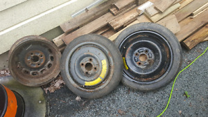 Free spare tires