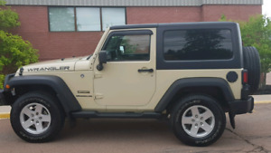 2011 Jeep Wrangler Sport 4x4****MINT***ONE OWNER**REDUCED!!