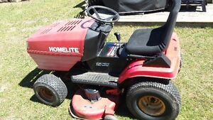 homelite lawn tractor