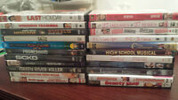 22 DvDs for sale