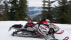 2015 Polaris RMK PRO Terrain Domination 155
