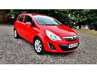 2012 Vauxhall Corsa 1.4i 16v ( 100ps ) ( a/c ) Active #FinanceAvailable