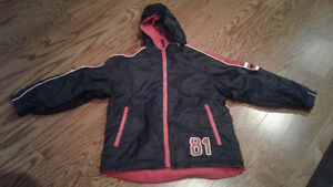 For Sale- Boys Reversible Fall Jacket (Size - Small) St. John's Newfoundland image 1