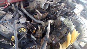 5.4l v8 ford engine and automatic trans