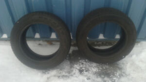 2.. PNEUS D'HIVER / 2.. WINTER TIRES 195/55R15