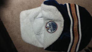 Oilers Car Seat Snugly