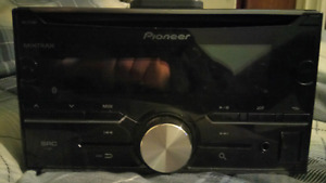 Pioneer double din works amazing