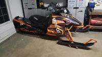 2014 Arctic Cat 8000 Limited.