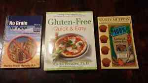 Gluten free cookbooks, roast, baby puree, sauces & dip cookbooks