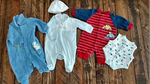 Baby Boy lot for a 0-3 month old