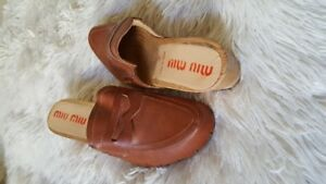Miu Miu Clogs