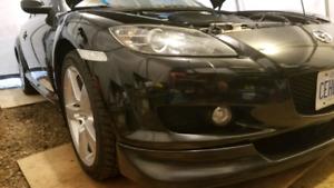 2006 Mazda RX8 6spd