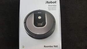 iRobot Roomba 960 WiFi Connected Vacuuming Brand New On Sale