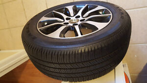 A Set of New Goodyear Eagle LS 2 Tires and Rims - $1300