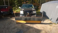 2006 f150 with snow plow