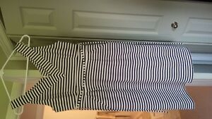 Maternity clothes lot, plus nursing and belly wrap