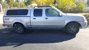 2003 Nissan Frontier 4dr 4x4