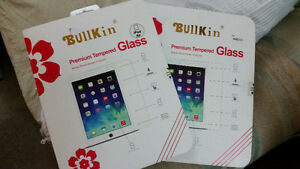 2 brand newTempered glass screen protectors ipad 2/3/4 & Air $20