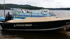 Legend boat Mercury Motor and Trailer plus much more