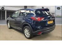 2014 Mazda CX-5 2.2L D SE-L NAV 5d 148 BHP Estate Diesel Manual