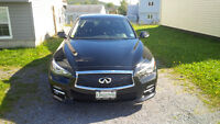 2014 Infiniti Q50 (Navigation Package)