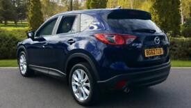 2012 Mazda CX-5 2.2d (175) Sport Nav 5dr AWD Manual Diesel Estate