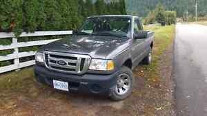 2008 Ford Ranger (Low Km's!)