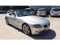BMW Z4 SE Roadster PETROL MANUAL 2004/04