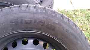 195/65/r15 winter tires for sale!  Cambridge Kitchener Area image 6