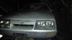 1985 Ford Mustang LX 5.0L