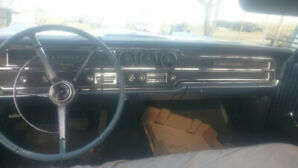 1965 Pontiac parisienne for sale.
