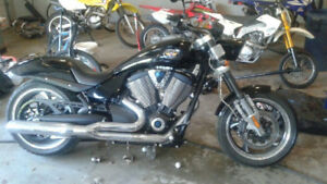 2009 Victory Hammer S for Sale!