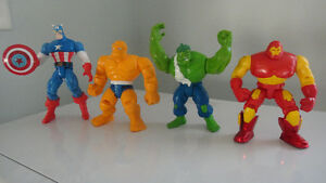 Action Figures from 1992-1997